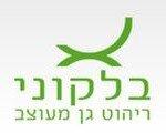 בלקוני ריהוט גן מעוצב לוגו